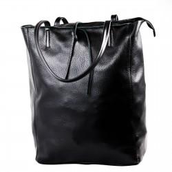 Kabelka kožená shopper Julies choice Marcelina VP021