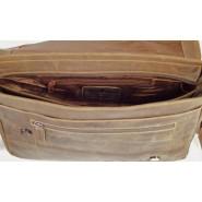 Taška pánská kožená Green wood Roberto L gw837