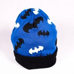 Zimní dětská čepice Ryan ZCDE009 modrá