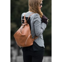 Backpack genuine leather Julieschoice Noemi j1803